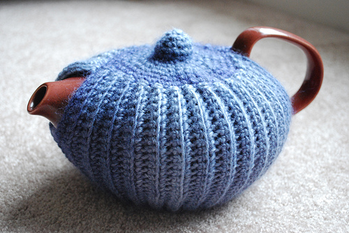 Free Crochet Tea Cozy Pattern Patterns Gallery