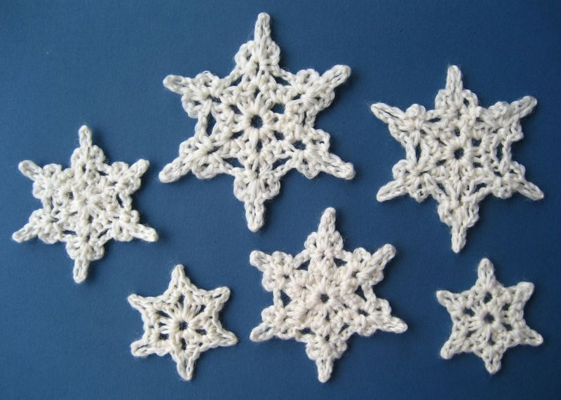 Beaded Polymer Clay Snowflake Ornament : Archive : Home & Garden